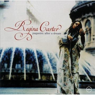 Regina Carter-Paganini: After a Dream CD
