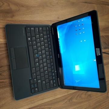 """Dell E7240 Carbon i5-4300U 8 GB 256 SSD 12,5"""" FHD"""