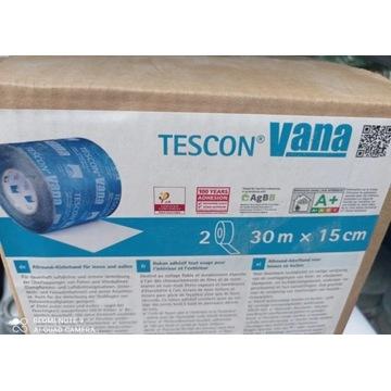 TESCON VANA 30mX15 taśma do membran, ciepły montaż