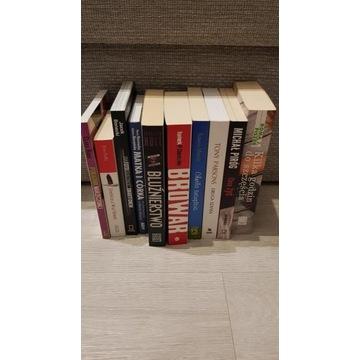 10 książek - Książki pakiet