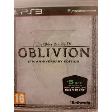 Oblivion the elder scrolls IV PS3