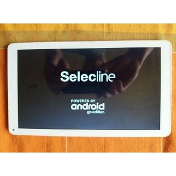 Tablet Selecline 10 cali uszkodzony
