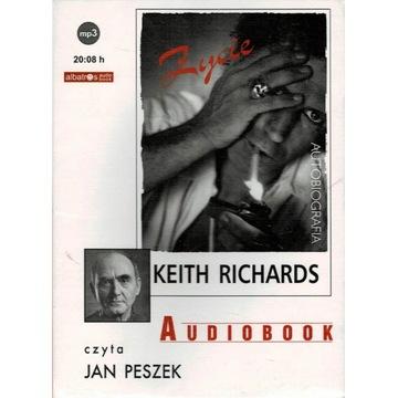 Życie Autobiografia Keith Richards audiobook