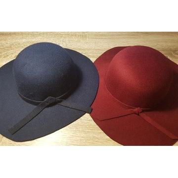 Dwa kapelusze