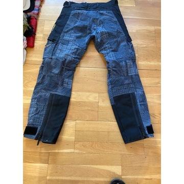Tekstylne spodnie motocyklowe MP-ASU