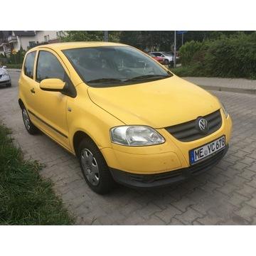 VW FOX 1.2 55ps idealny do miasta