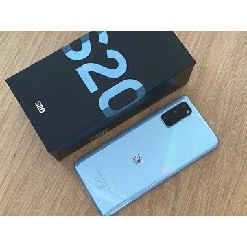 Samsung S20 8/128GB Niebieski