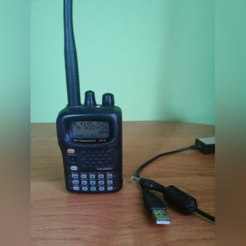 TRANSCEIVER Yaesu Vx-5r radiotelefon