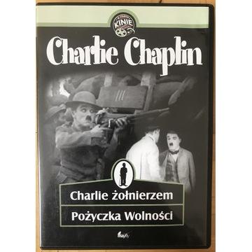 Ch. Chaplin- Charlie żołnierzem, Pożyczka wolności