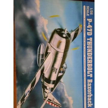 P 47 Thunderbolt 1/32