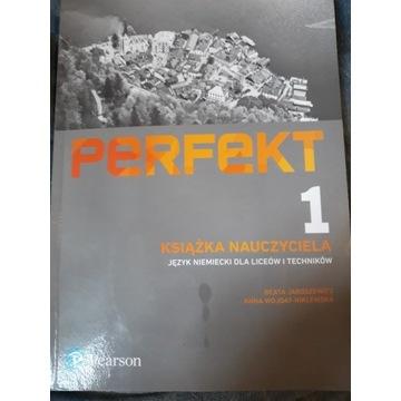 PERFEKT JEZYK NIEMIECKI 1  książka nowa era