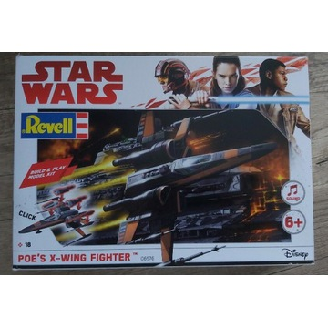 Star Wars Revell 06576 POE'S X-WING FIGHTER