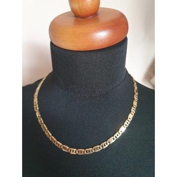 Łańcuch złoto 585, 33 gramy  splot gucci