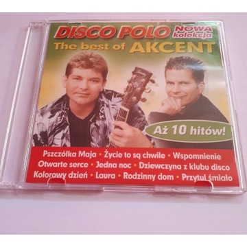 The Best of AKCENT Disco Polo