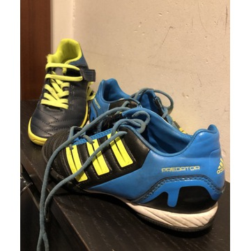 Buty sportowe Halówki Adidas Kipsta 27 28