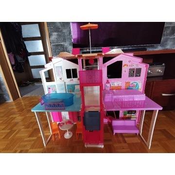 Barbie domek Dly32 używany.