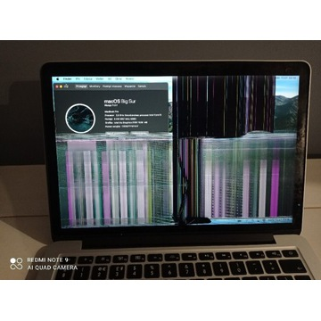 MacBook Pro 13 A1502 Early2015 i5 2,9Ghz 8/128GB