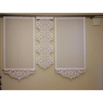 Panel - dekoracja okienna Ażury - Jagoda