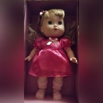 Lalka Emmi,lalka przytulanka,lalka z długimi wł