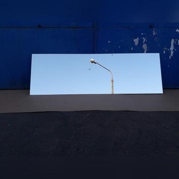 Tafla lustra srebrnego bez ramy