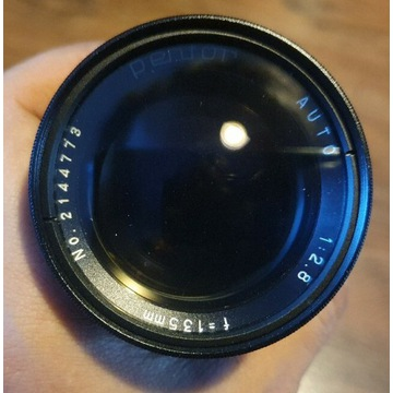 Obiektyw Pentor 135 2.8 bagnet Nikon