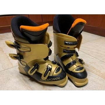 Buty narciarskie junior Rossignol Comp 24 - 24,5