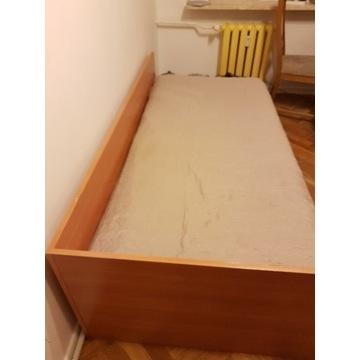 Łóżko 97cm*200cm - stelaż z materacem