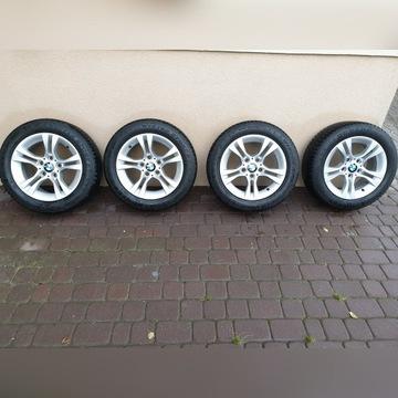 205/55/16 DUNLOP WINTER SPORT 5 z felgami BMW