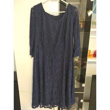 Sukienka koronkowa 44 xxl