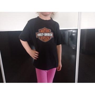 Koszulka Harley Davidson 4-6 lat