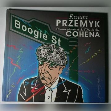 Boogie Street CD - Renata Przemyk śpiewa L. Cohena