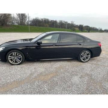 BMW Seria 7 - G12 (740 Le iPerformance) full opcja