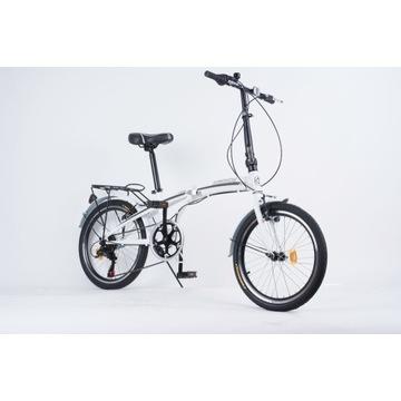Nowe Rowery Składane 20cali Shimano Błotniki Bag