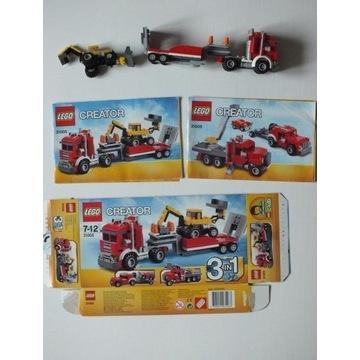 Lego 31005 Creator Transporter laweta 3 w 1
