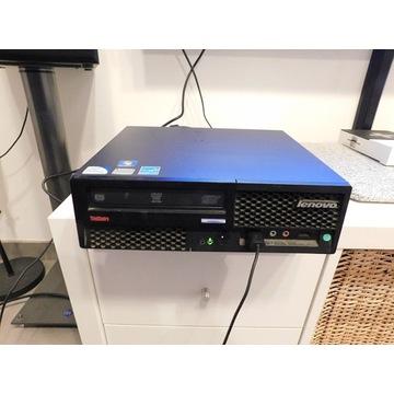 Lenovo ThinkCentre Dual-Core E5400, 4 GB Ram, Win7