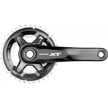 Mechanizm korbowy Shimano XT FC-M8000 2x11 36/26