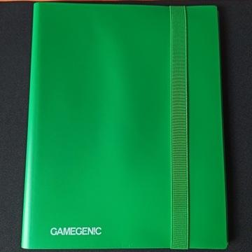 Gamegenic casual album 18-pocket green zielony