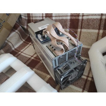 "Koparka ""Bitmain Antminer T9+"" custom 12,5 TH/s!!!"