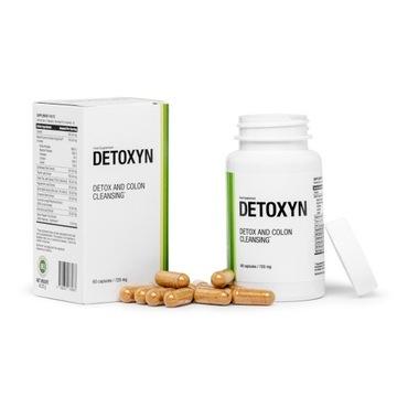 Detoxyn - Oczyszczanie organizmu