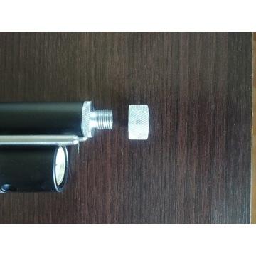 Artemis pp750 adapter tłumika unf