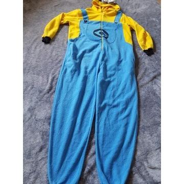 Kewin Minionek pajac piżama przebranie M/L