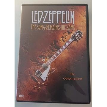 DVD Koncerty - Led Zeppelin i Rolling Stones