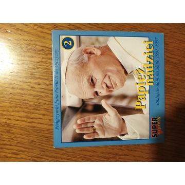 Płyta CD - Pielgrzymki JP II do ojczyzny- część 2