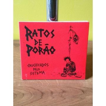 CD RATOS DE PORAO-crucifikados pelo sistema