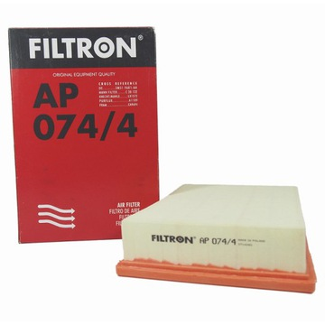 Filtr powietrza FILTRON AP074/4