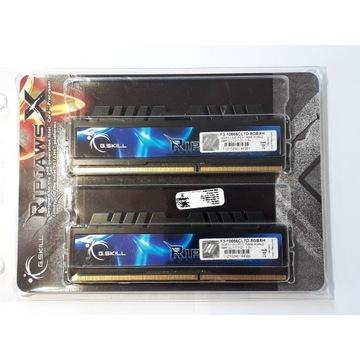 G.Skill RipjawsX pamięć RAM DDR3 8GB (2x4GB) CL7