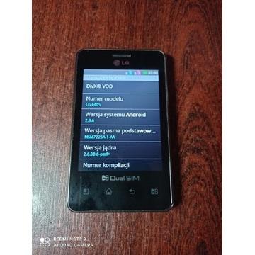 LG Optimus L3 e405 dual SIM
