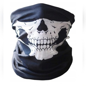 Maska Kominiarka Bandana Termo do Biegania Rower