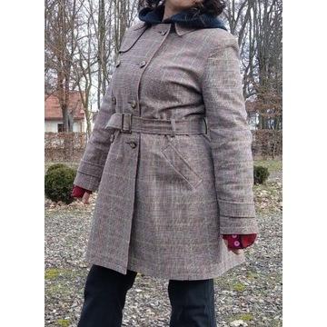 Płaszcz Top shop 12 bawełna