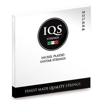 Struny IQS Nickel 9 - 46 do gitary elektrycznej